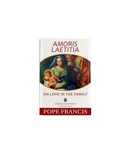 Amoris Laetitia, on love in the family (anglais)