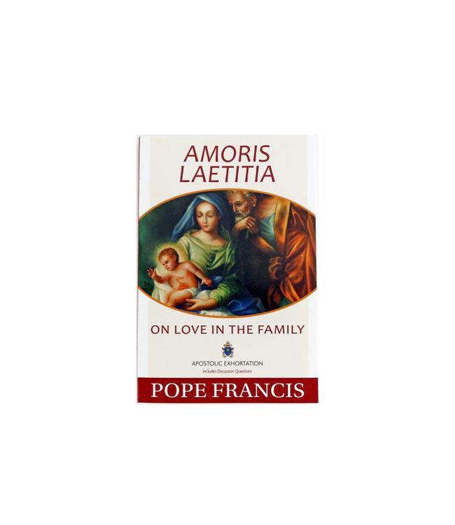 Amoris Laetitia, on love in the family. (anglais)