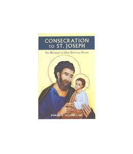 Consecration to Saint Joseph  (anglais)