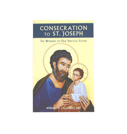 Consecration to Saint Joseph  (anglais)