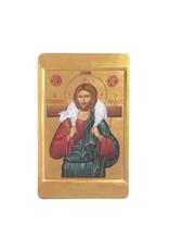 Good Shepherd icon prayer card
