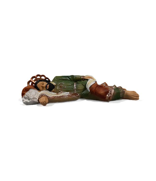 Statue Saint Joseph asleep