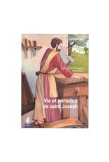 Pierre Téqui Éditeur Vie et miracles de Saint Joseph - Livre illustré