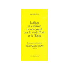 Pierre Téqui Éditeur La Figure et la Mission de Saint Joseph ... - Pape Jean-Paul II