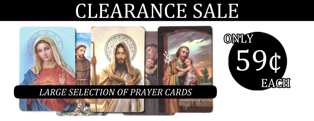 Prayer-cards-clearance