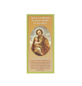 Novena in Honor of Saint Joseph of Nazareth