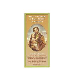 Novena in Honor of Saint Joseph of Nazareth