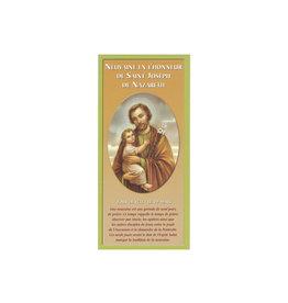 Neuvaine en l'honneur de saint Joseph