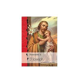 Neuvaine à saint Joseph (Édition Rassemblement à Son Image)