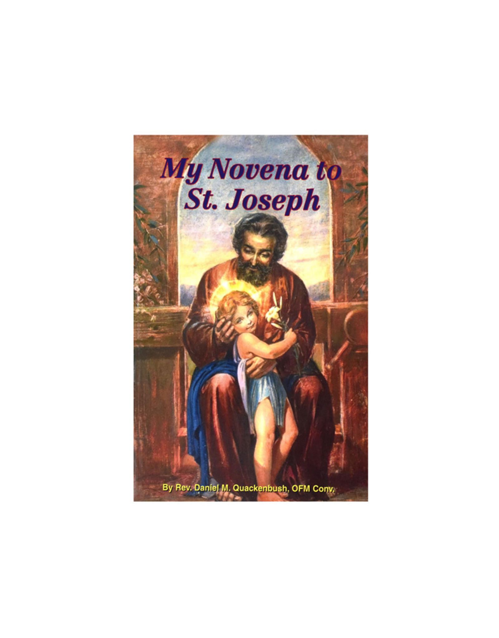 My Novena to St Joseph