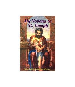 My Novena to St Joseph (anglais)