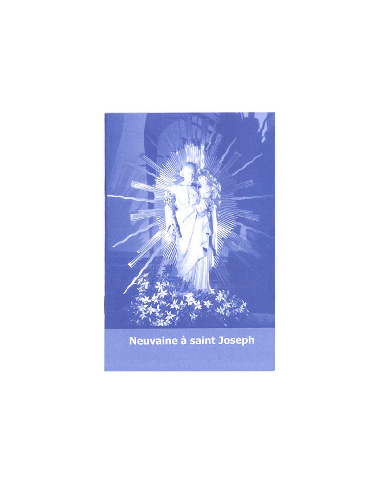 Neuvaine à saint Joseph - Nouvelle édition