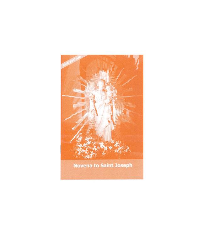L'Oratoire Saint-Joseph du Mont-Royal Novena to Saint Joseph (Anglais) - Nouvelle édition