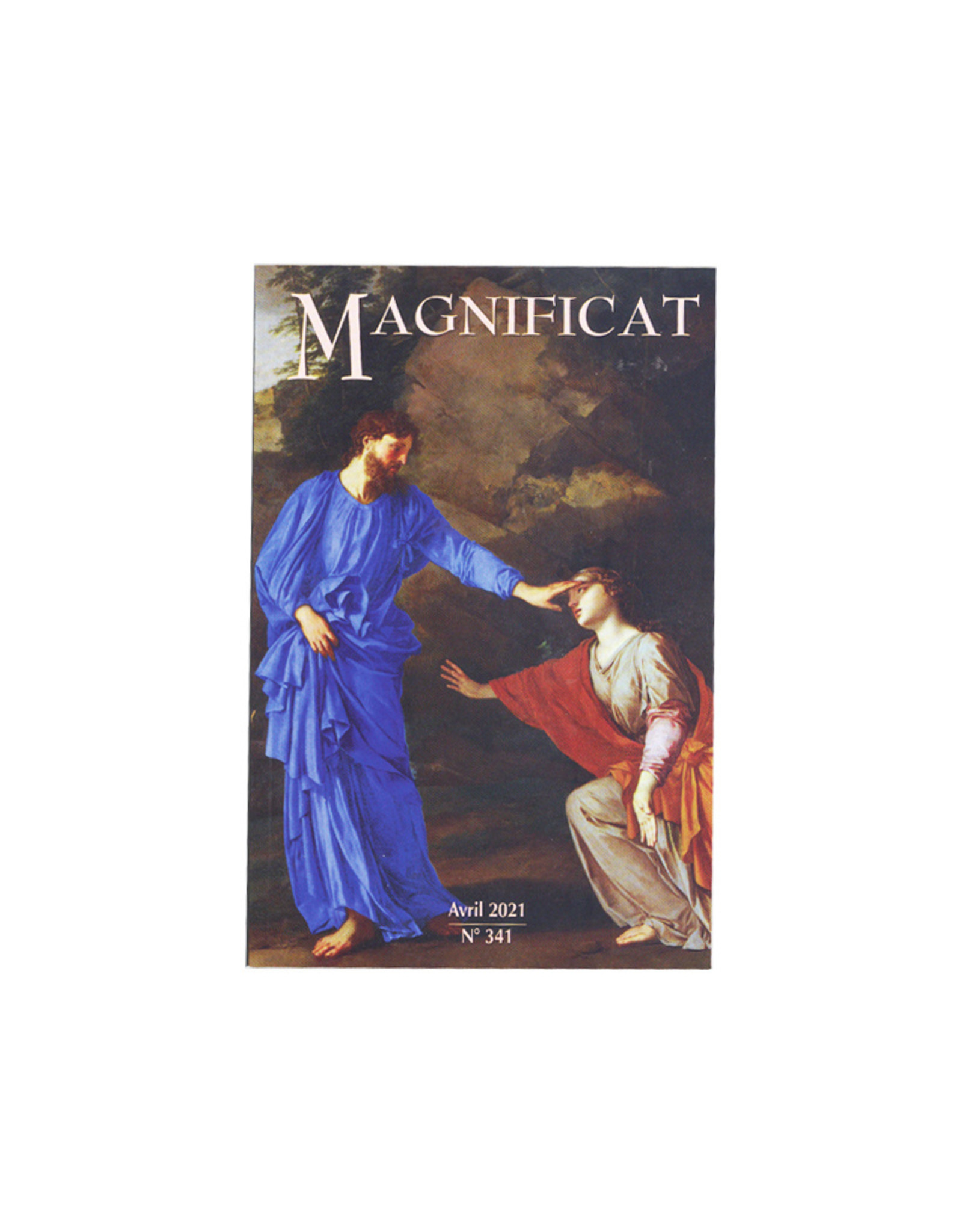 Éditions Magnificat Magnificat - Avril 2021 (french)
