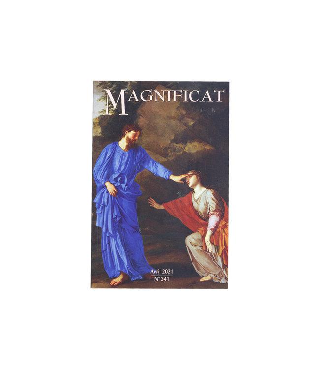 Éditions Magnificat Magnificat - Avril 2021