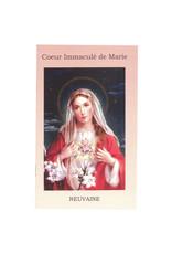 Neuvaine au Coeur Immaculé de Marie (french)