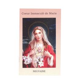 Neuvaine au Cœur Immaculé de Marie (french)