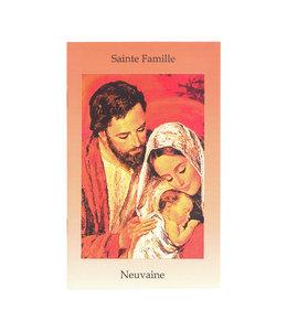 Neuvaine à la sainte Famille