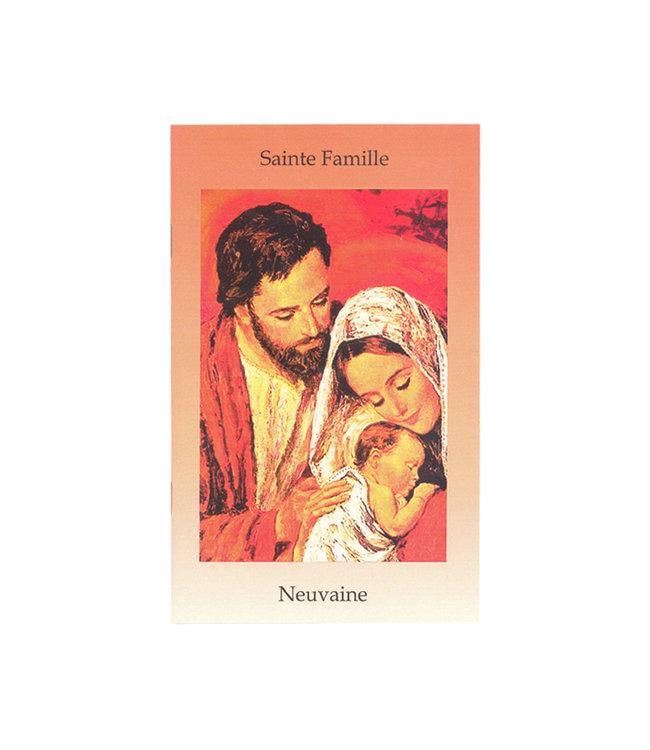 Neuvaine à la sainte Famille (french)