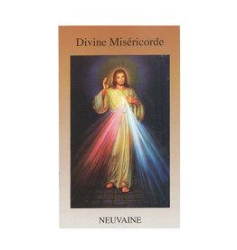 Neuvaine à la Divine Miséricorde (french)