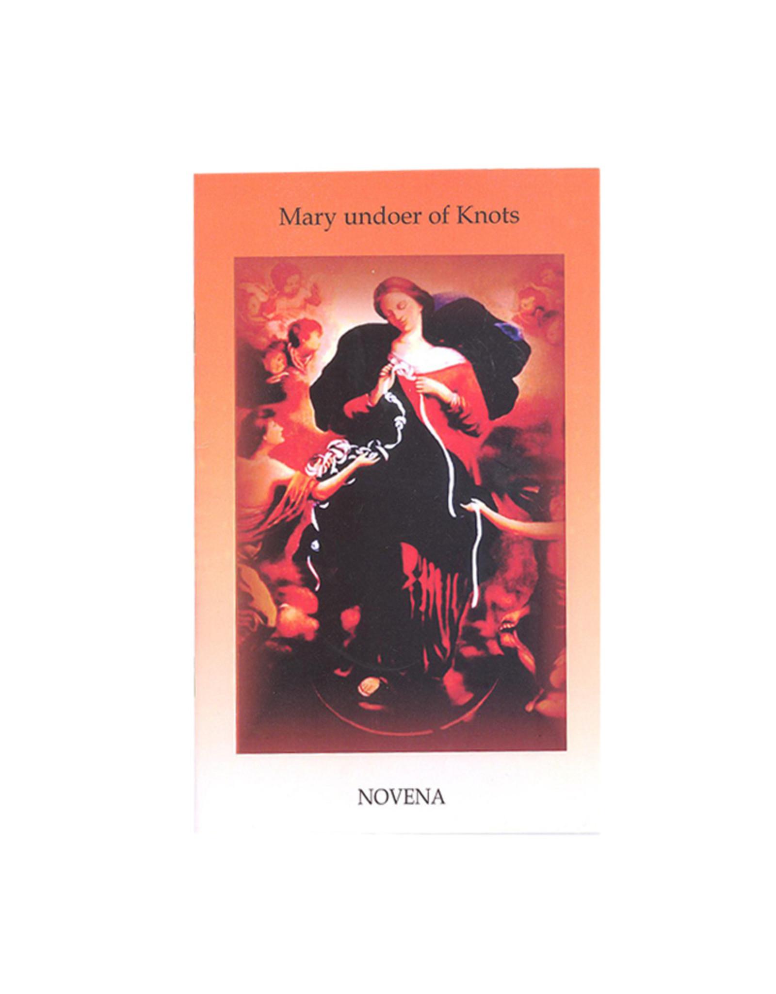 Novena to Mary Undoer of Knots (anglais)