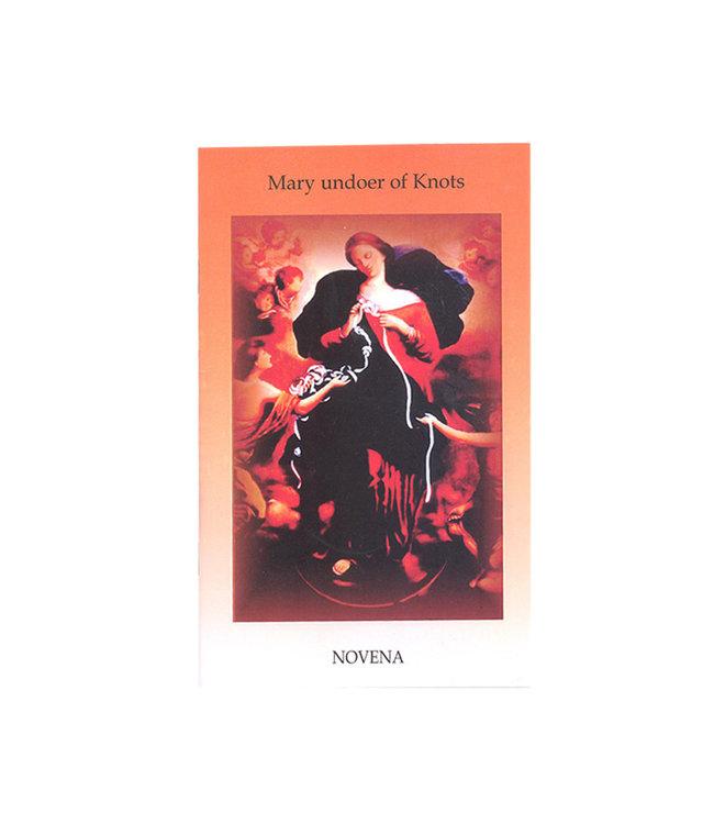 Novena to Mary Undoer of Knots