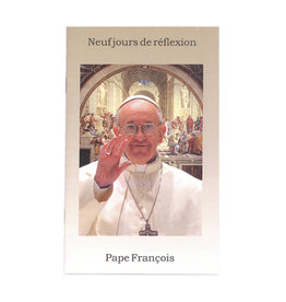 9 jours de réflexion - Pope Francis (french)
