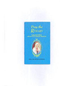 Catholic Book Publishing Pray the Rosary - Booklet