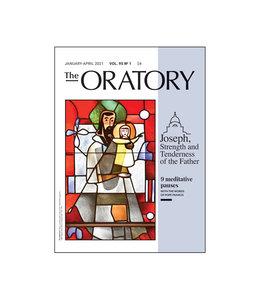 L'Oratoire Saint-Joseph du Mont-Royal The Oratory January-April 2021 vol. 95 no.1