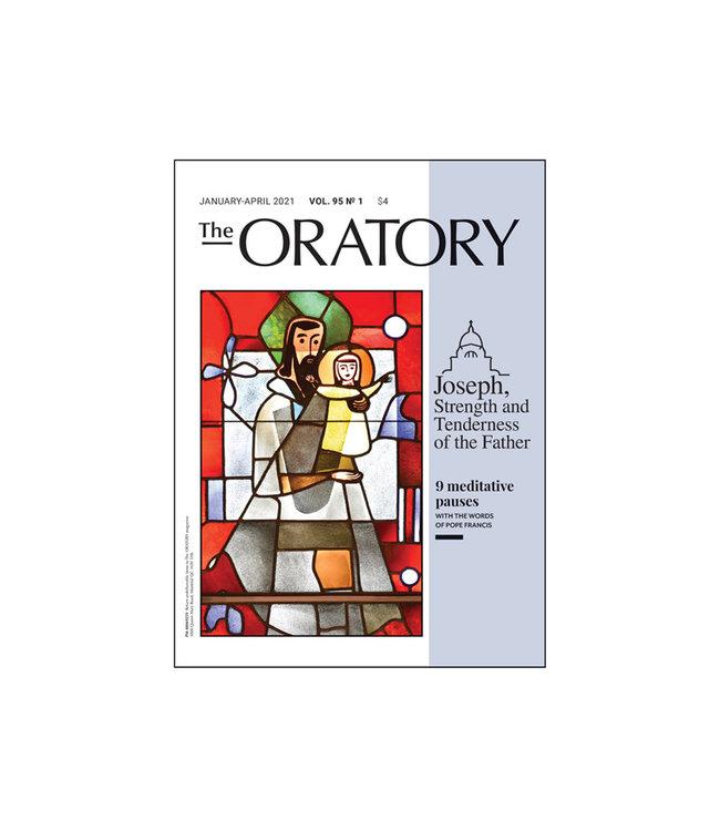 L'Oratoire Saint-Joseph du Mont-Royal The Oratory January-April 2021 (anglais)