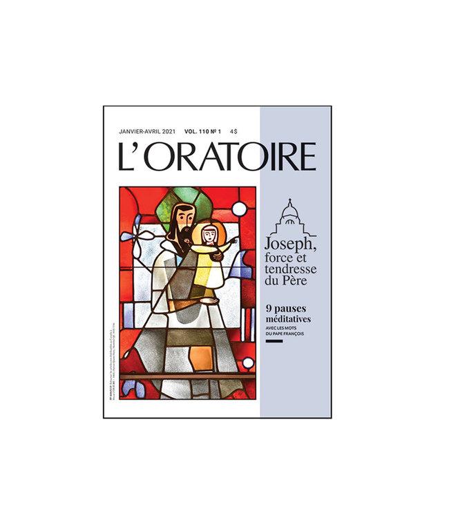 L'Oratoire Saint-Joseph du Mont-Royal Revue L'Oratoire January-April 2021 (french)