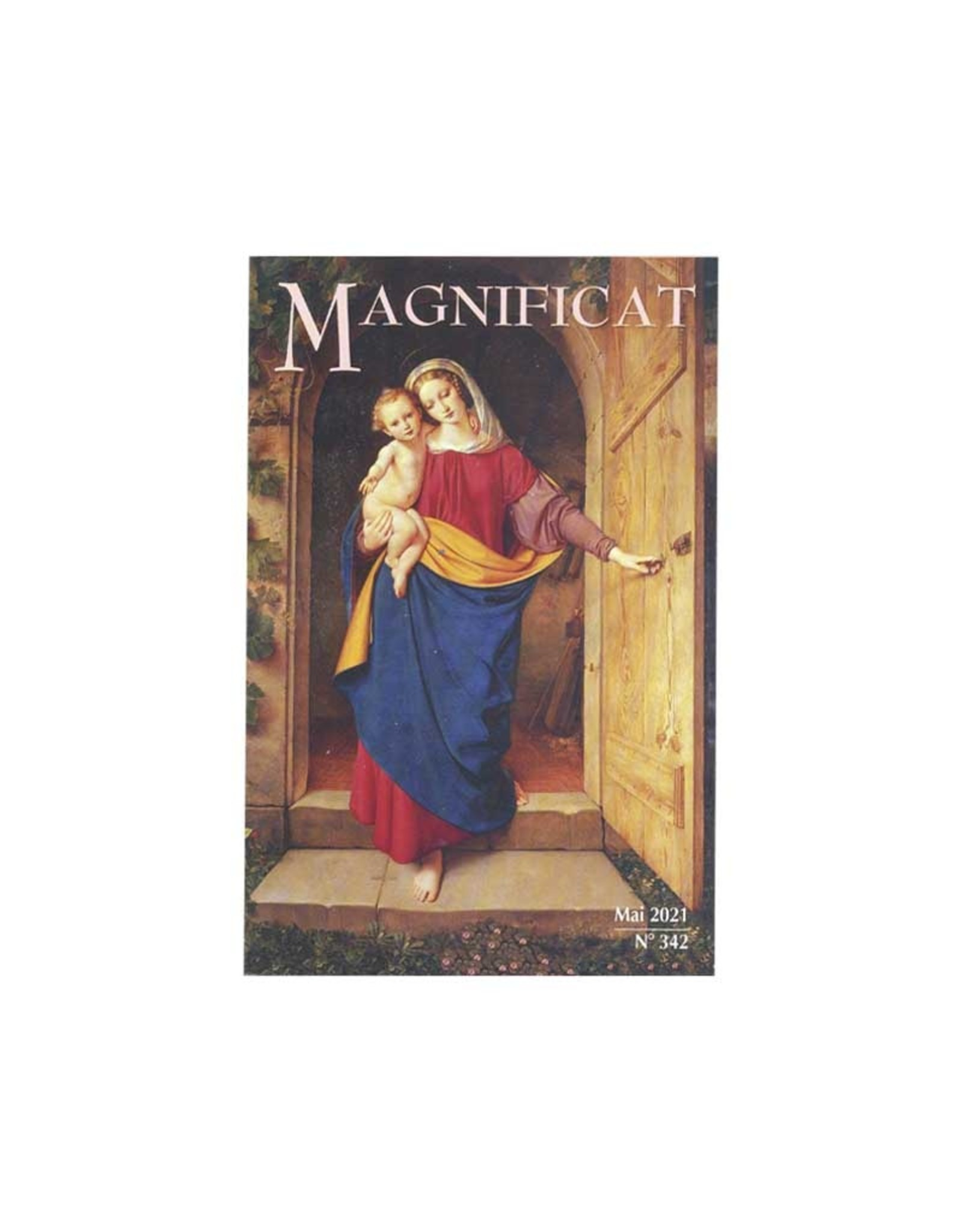 Éditions Magnificat Magnificat - Mai 2021 (french)