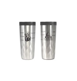 L'Oratoire Saint-Joseph du Mont-Royal Saint Joseph travel mug, 11 languages