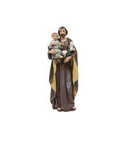 Joseph's Studio / Roman Saint Joseph and Child statue (10cm)