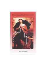 Neuvaine à Marie qui défait les noeuds (french)