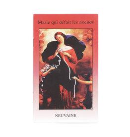 Neuvaine à la Marie qui défait les nœuds (french)
