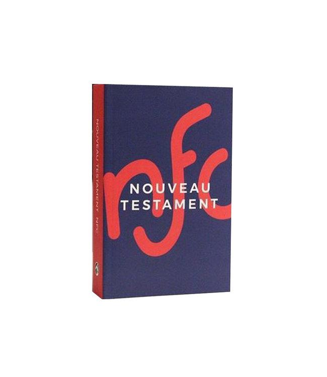 Société Biblique / Bible Society Nouveau Testament Nouveau Français Courant