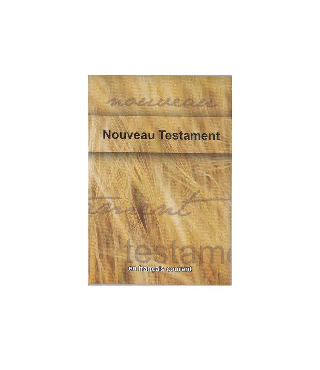 Société Biblique / Bible Society Nouveau Testament - Pocket book (french)