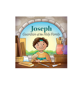 Pauline Books and Media Joseph, Guardian of the Holy Family (anglais)
