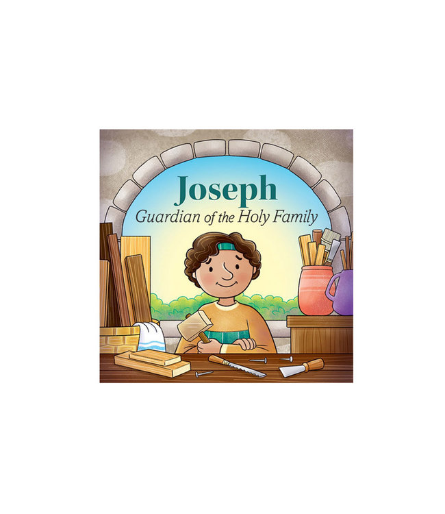 Pauline Books and Media Joseph, Guardian of the Holy Family (anglais)