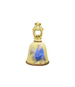 Flight to Egypt porcelain bell