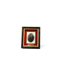 Saint Brother André picture frame (spanish)