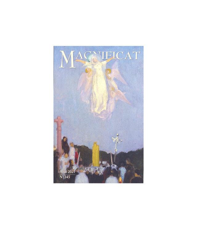 Éditions Magnificat Magnificat - Août 2021
