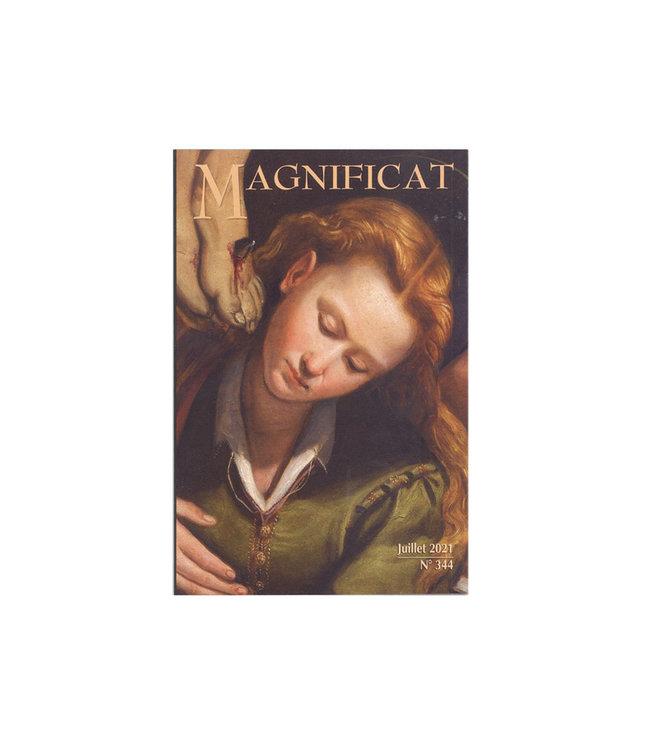 Éditions Magnificat Magnificat - Juillet 2021 (french)