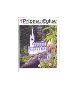 Prions en église - Août 2021