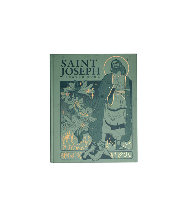 Pauline Books and Media Saint Joseph prayer book (anglais)