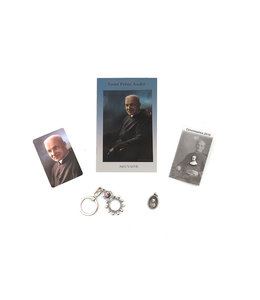 Saint Brother André devotional kit (french)