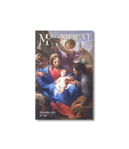 Éditions Magnificat December 2021 No 349 (French)