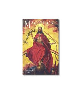 Éditions Magnificat November 2021 No 348 (French)