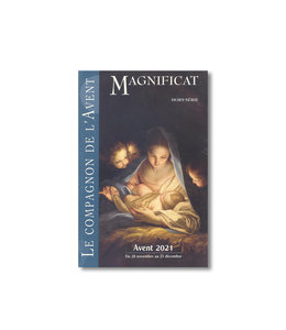 Éditions Magnificat The Advent Companion from November 28 to December 25, 2021 Special Edition (French)